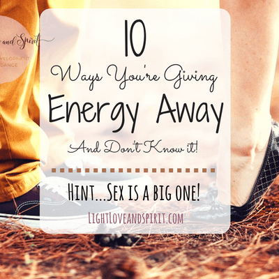 10 Ways Of Transferring Energy Vibrations Between People | Light