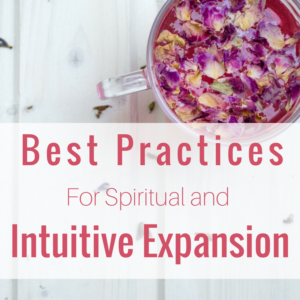 Best Practices For Expanding Your Intuition